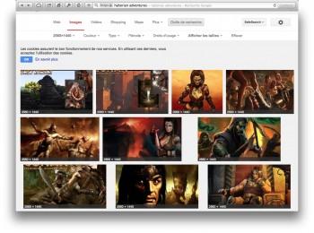 fond ecran mavericks google images