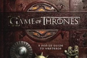 pop-up guide to Westeros