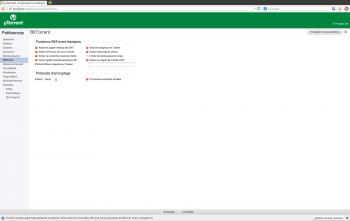 ubuntu utorrent encryptage