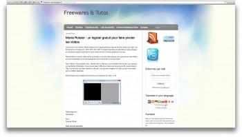 Freewares et Tutos