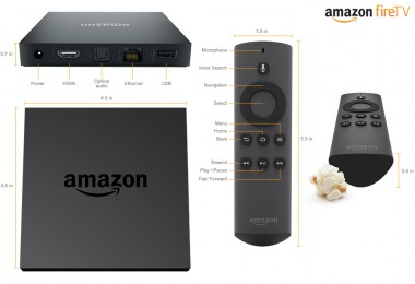 amazon fire tv video