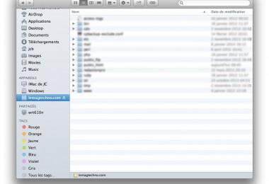 ftp finder mac