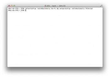 reactiver ipv6 mac
