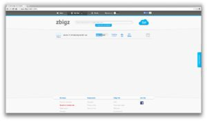 Torrent dans le cloud : zbigz rapide