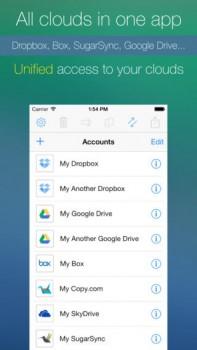Airfile iPhone app