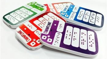 OwnFone smarphone braille