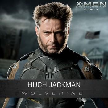 Wolverine X-Men  Days of Future Past