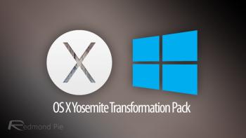 Yosemite Transformation Pack