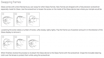 google glass montage