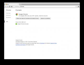 google chrome 32bits