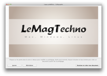 Logoist creer logo