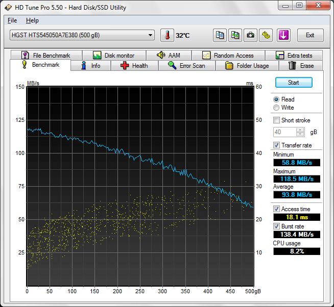 emtec wifi hdd benchmark