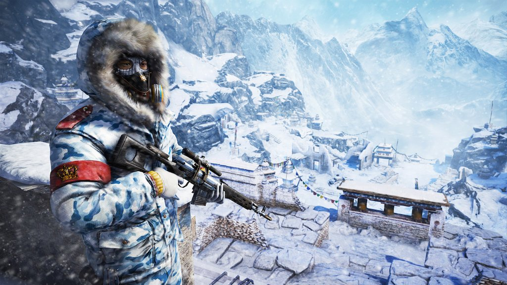 far cry 4 share play