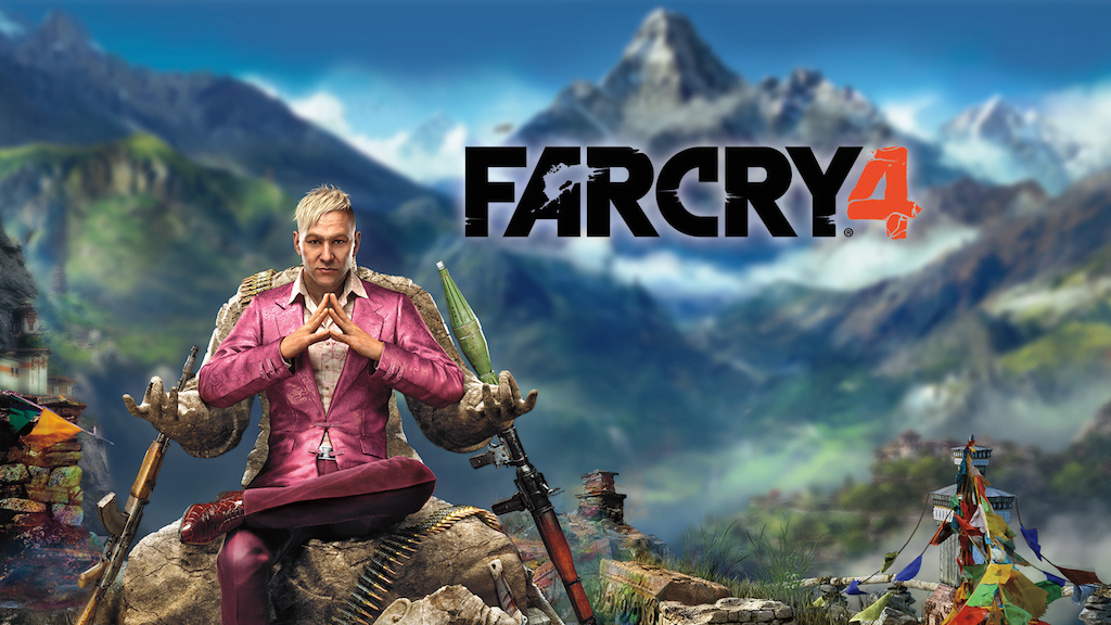 far cry 4 video explosive
