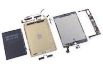 iPad Air 2 : gros plan sur ses composants