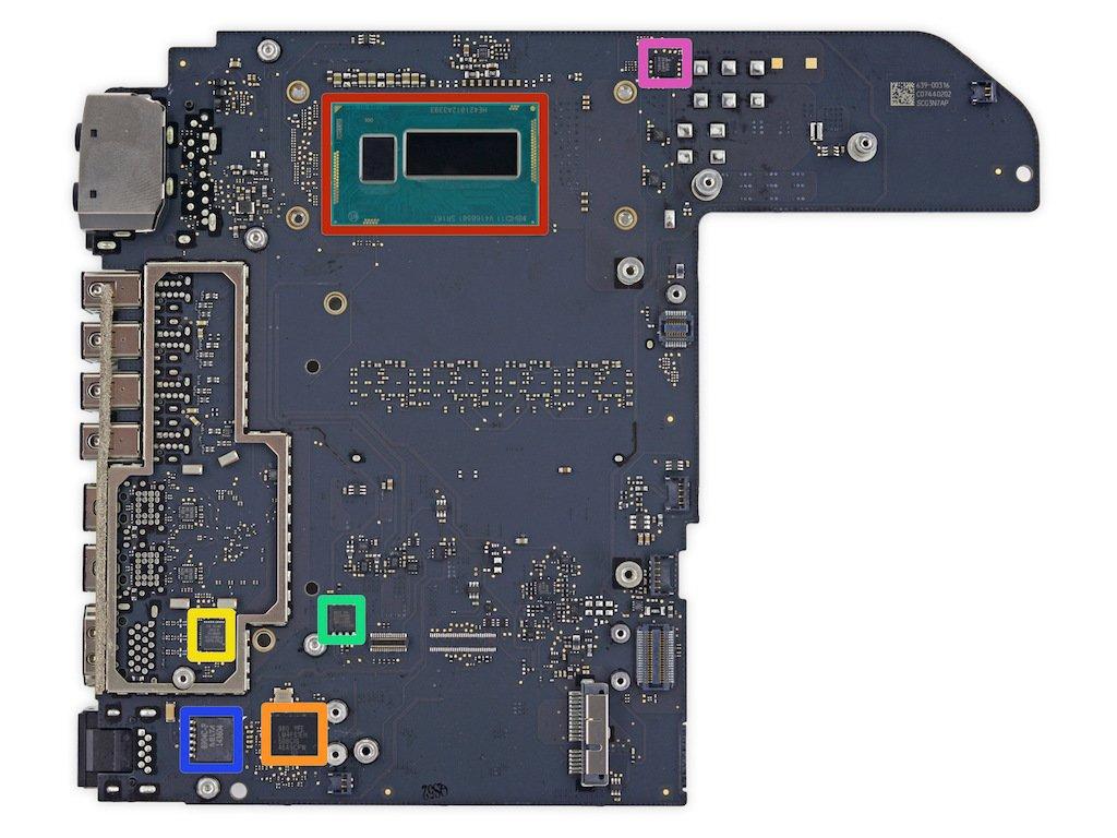mac mini 2014 cpu