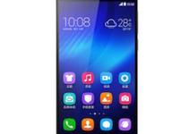 Honor 6 : smartphone 4G LTE haut de gamme pour tous !