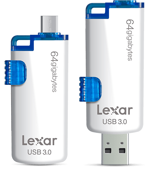 Lexar-JumpDrive-M20 Mobile-USB 3.0