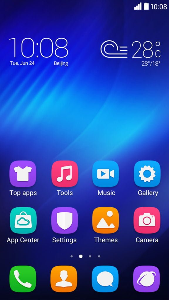 honor 6 android kitkat