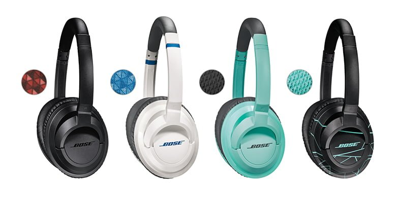 Bose Circum SoundTrue couleurs