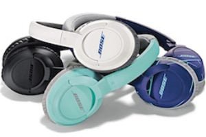 Bose Circum SoundTrue test