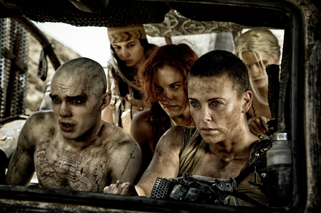 Mad Max Fury Road Charlize Theron