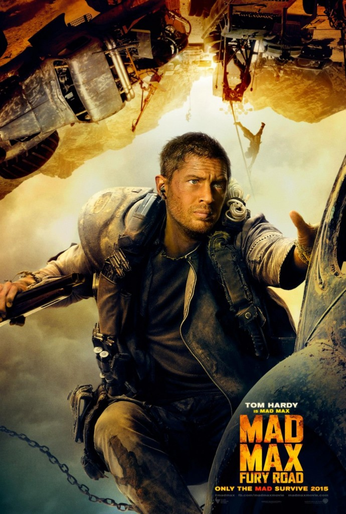 Mad Max Fury Road affiche du film