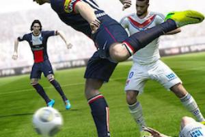 FIFA15 best goals of 2014