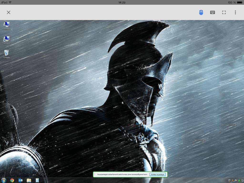 chrome remote desktop windows