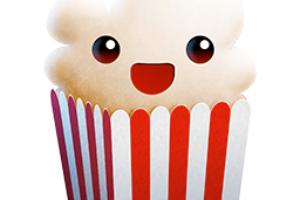 configurer popcorn time