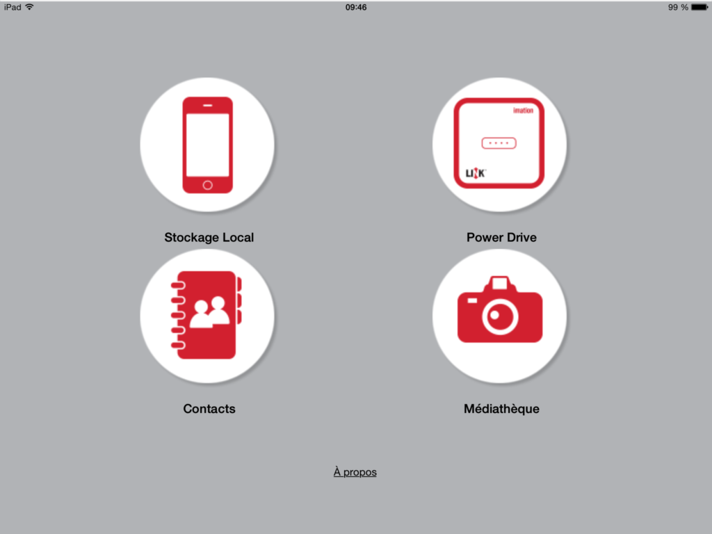 link power drive app