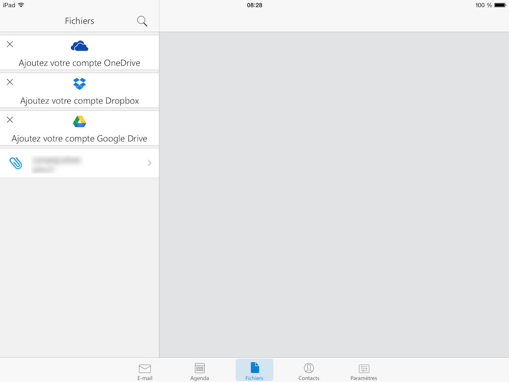 outlook ios cloud