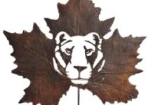 Lorenzo Duran : sculpture sur feuilles
