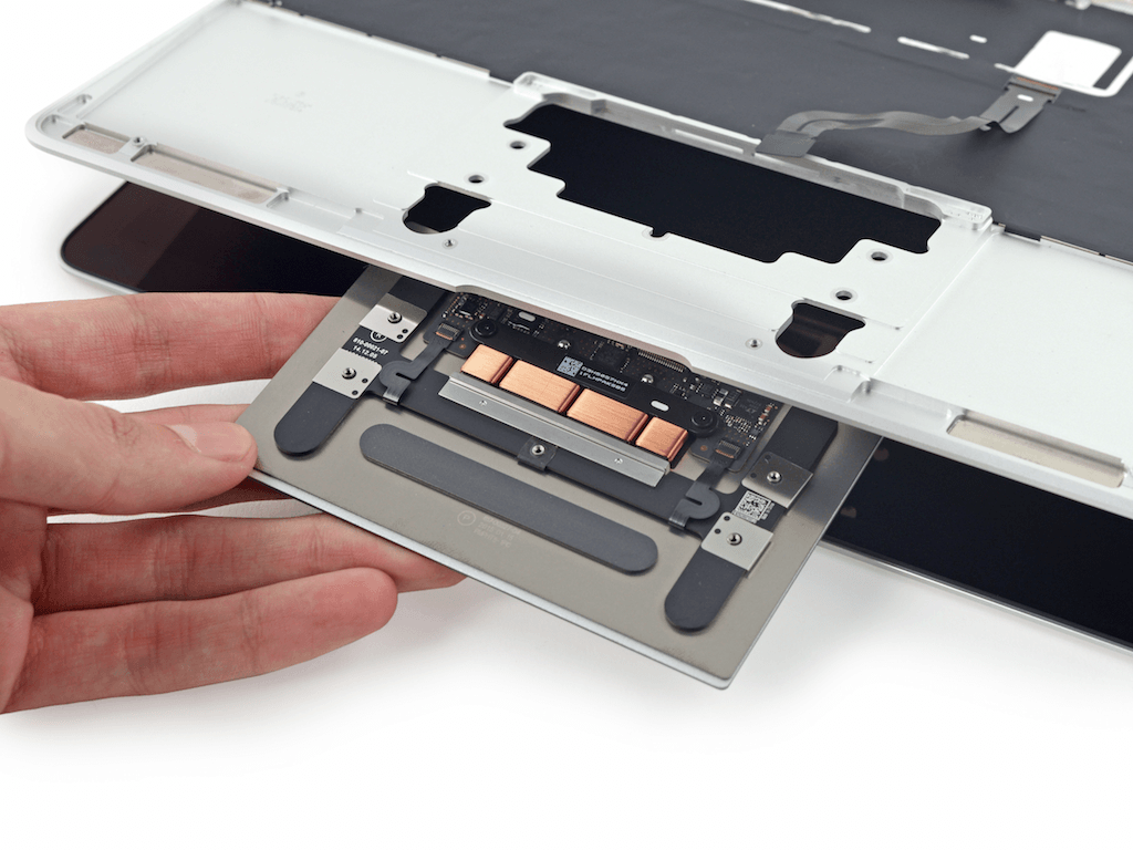MacBook 2015 TrackPad Force Touch
