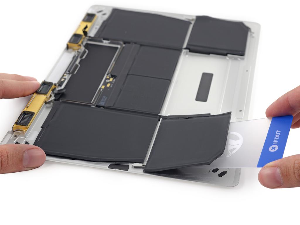 MacBook 2015 batterie lithium