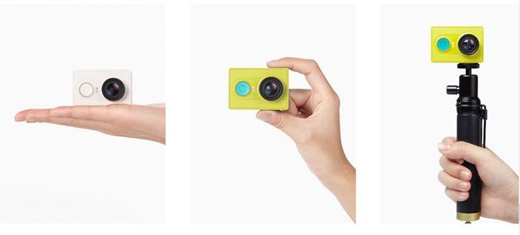 Xiaomi Yi Action Camera avec trépied