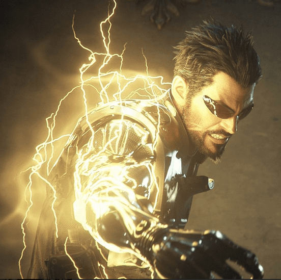 Deus Ex Mankind Divided : Adam Jensen