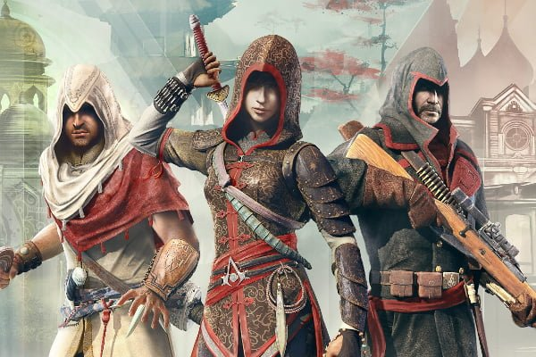 Assassin's Creed Chronicles : China, India et Russia