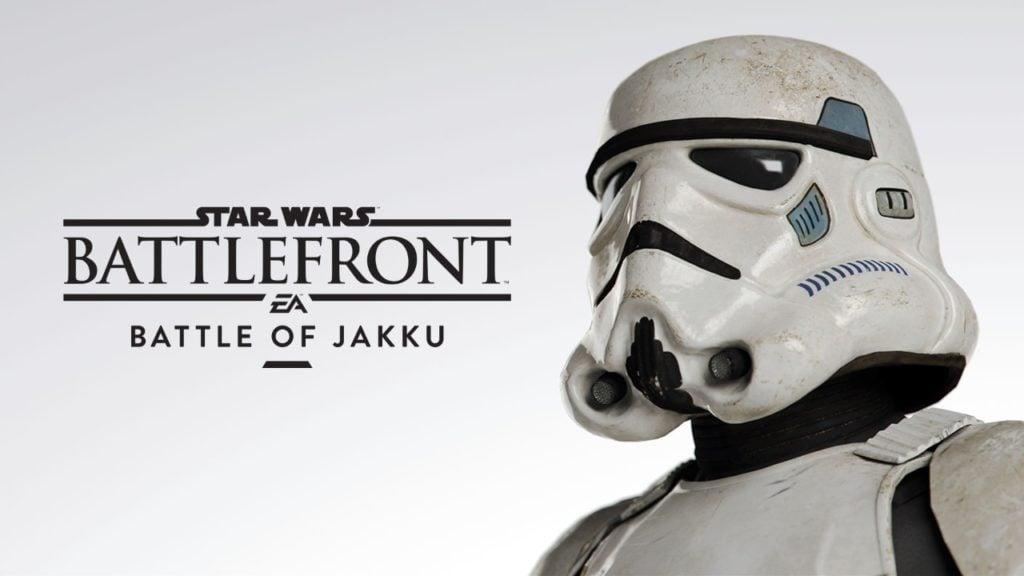 Star wars Battlefront : bataille de Jakku