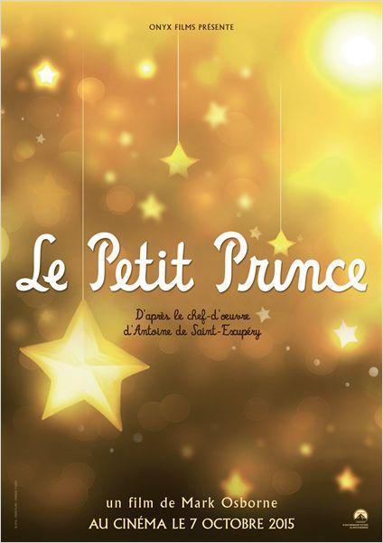 Petit Prince 2015, affiche