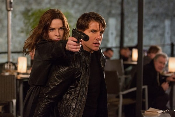 Mission Impossible : Rogue Nation, Rebecca Ferguson