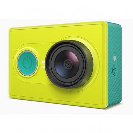 Xiaomi Yi Action Camera : vert