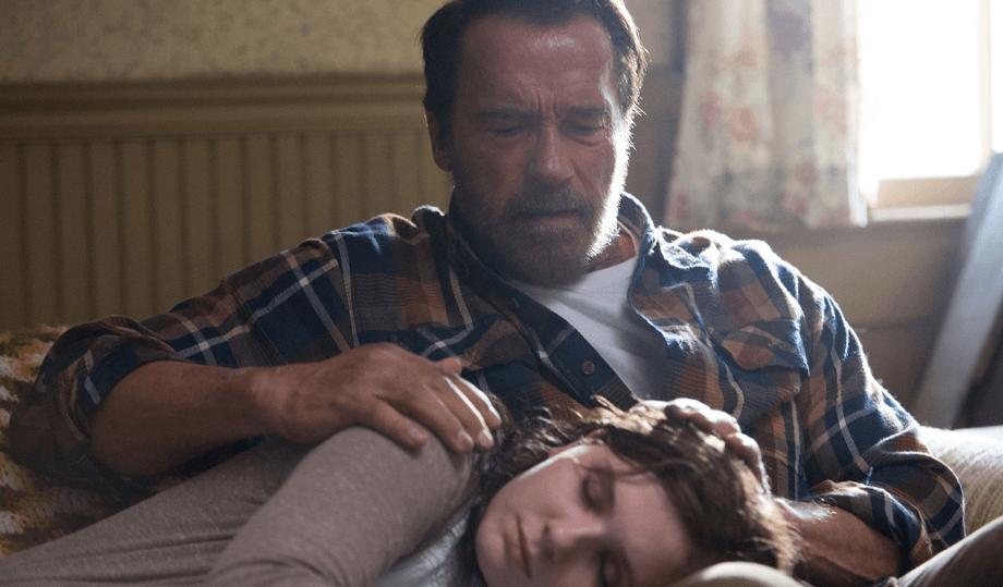Maggie : Arnold Schwarzenegger