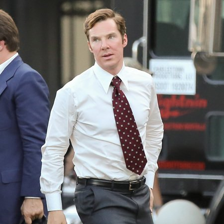 Black Mass : Benedict Cumberbatch