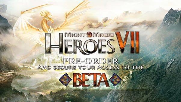 might & magic heroes VII bêta
