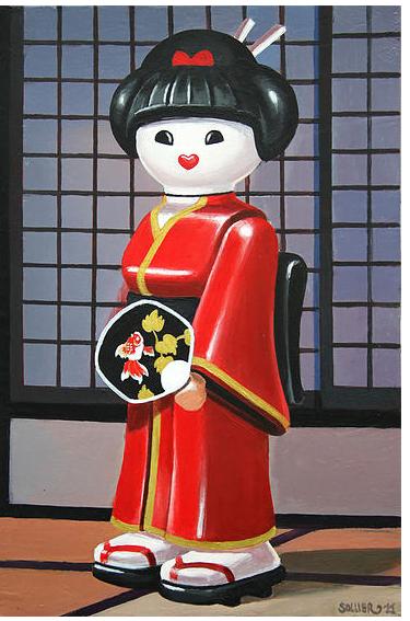 Playmobil : geisha