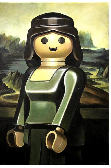 Playmobil : La Joconde