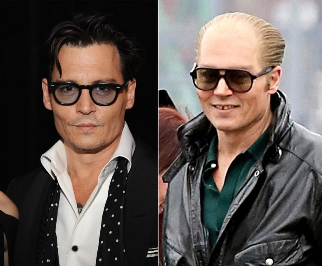 Black Mass : Johnny Depp