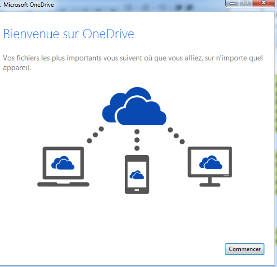 Office 2016 : OneDrive