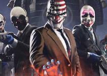 Payday 2 Crimewave Edition : 20 DLC